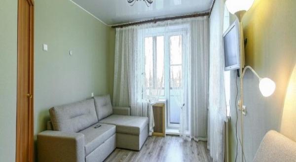 Kuznetsovskaya Apartment