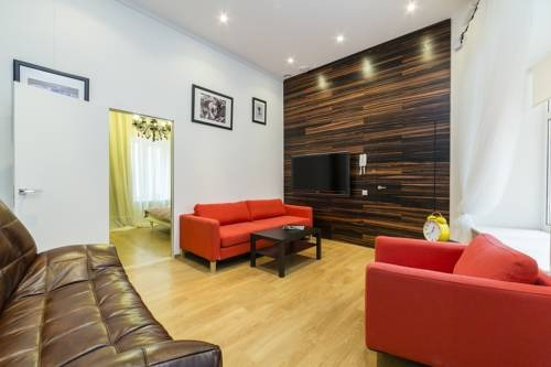 Gorokhovaya Design Apartment