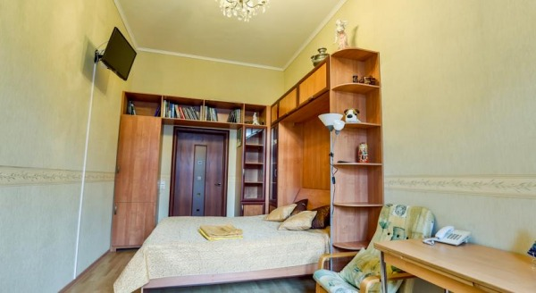 Apartment Petrogradsky
