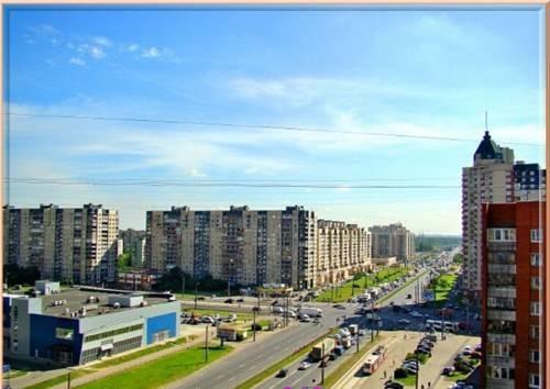 Апартаменты на Косыгина 17
