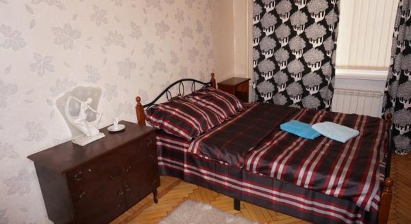 Апартаменты на Свеаборгской 7
