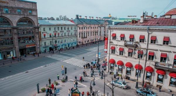 Хостел RiverSide Невский