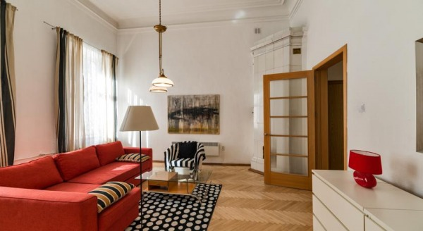 Apartment on Liteyny 60