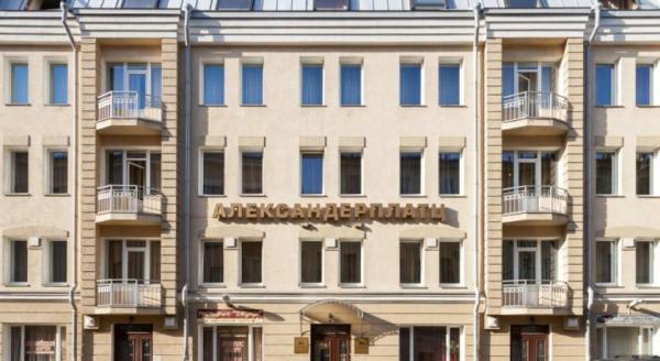 АлександерПлатц Отель