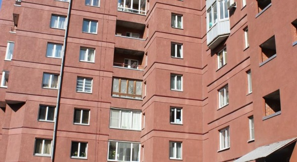 Apartments on Serebristyy