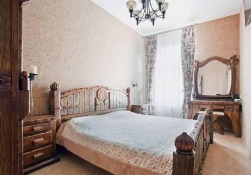 Апартаменты Русская Сказка