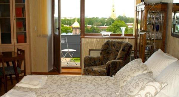 Apartments on Troitskaya 1