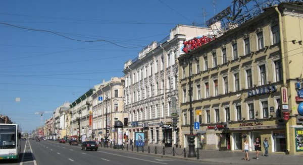 On Nevskiy