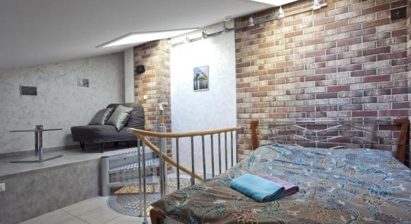RentalSPb Mansard loft