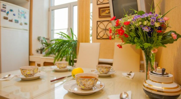 Apartments U Fontanov