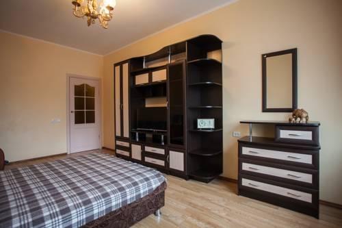 Apartments na Vyborgskom shosse 17