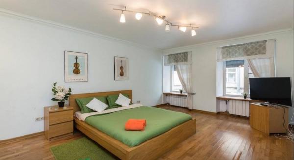 Apartment na Millionnoi