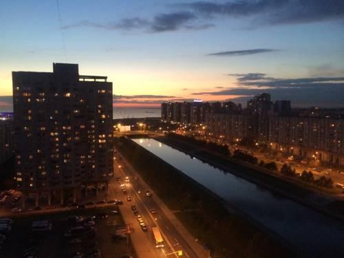Apartment Novosmolenskaya 4