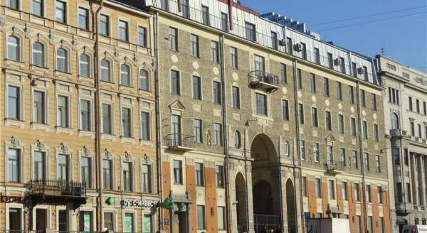 Rubinshteyna 15 Apartments