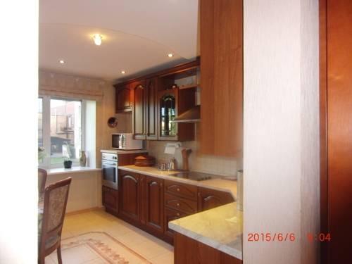 Apartments on Novostroek 8