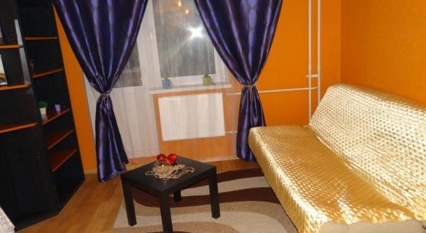 Apartments on Aviakonstruktorov 49