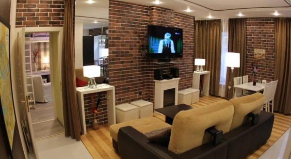 Apartment Mokhovaya 30