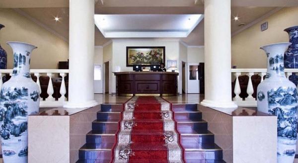 Отель «Пекинский сад»
