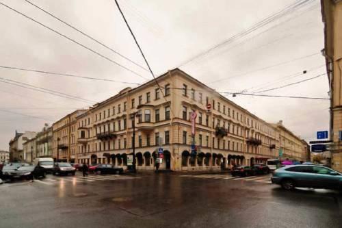 Apartments on Bolshoy Morskoy 25