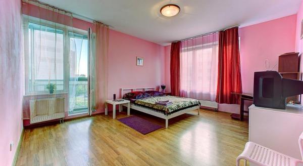 Prosveshcheniya 99 Apartment