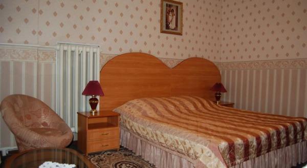 Гостиница Золотая Середина