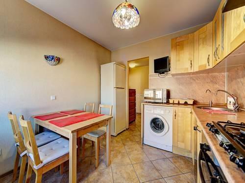 Apartment 17-Ya Liniya 40