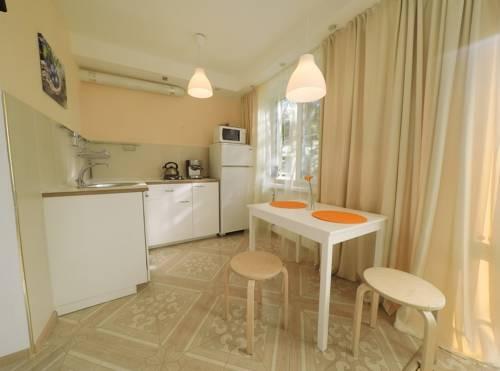 Apartment Varshavskaya 35