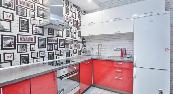 Apartment Poltavskiy Proezd 2