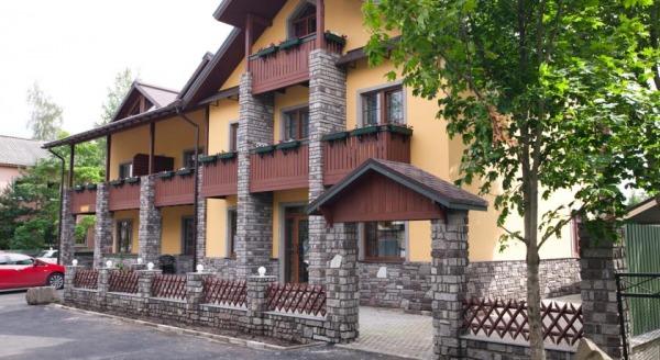 Гостиница Кексгольм