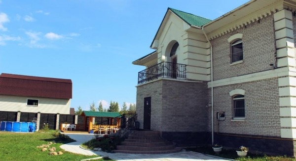 Вилла Крепость