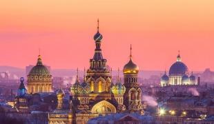 Санкт-Петербург за один день