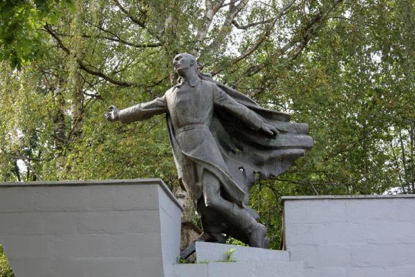 Мартышкинский воинский мемориал