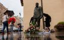 Памятник Сергею Довлатову