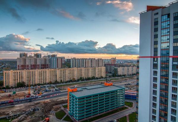 Viva Apartment V Parkovoi Zone