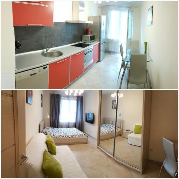 Apartment Geometriya