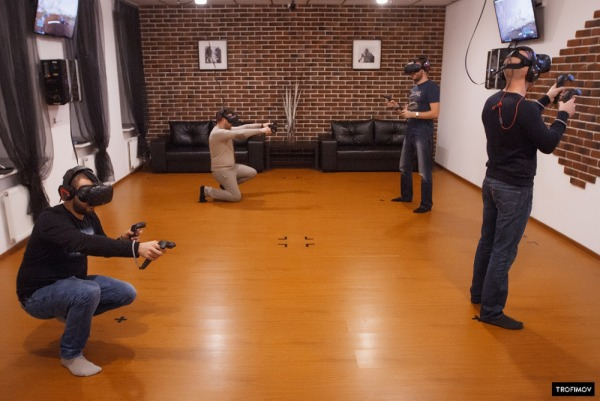 ArenaVR - клуб виртуальной реальности