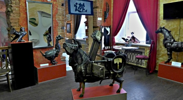 Музей микроминиатюры «Русский левша»