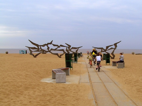 Пляж «Ласковый»