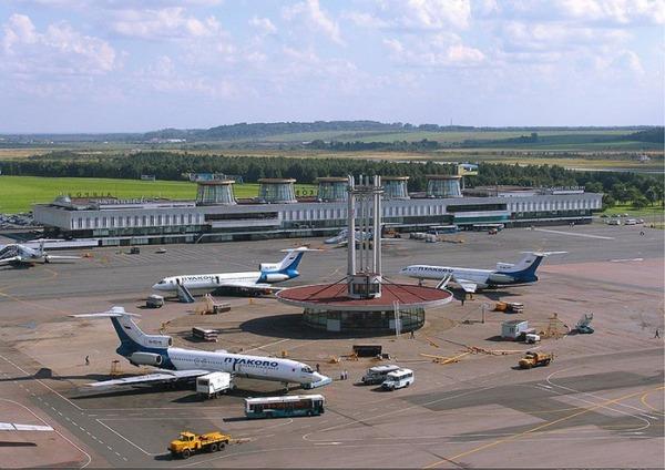 Аэропорт ПУЛКОВО-1
