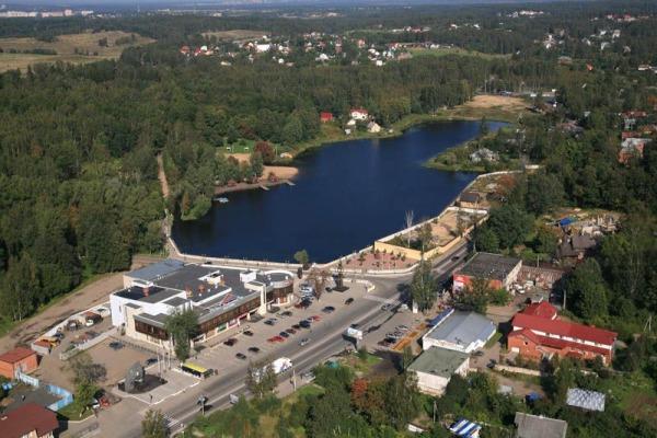 Колтушское озеро