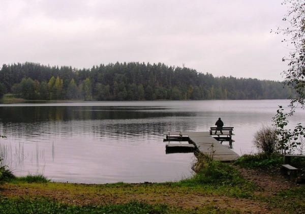 Озеро Раздолинское