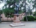 Памятник Ф.Ф.Беллинсгаузену