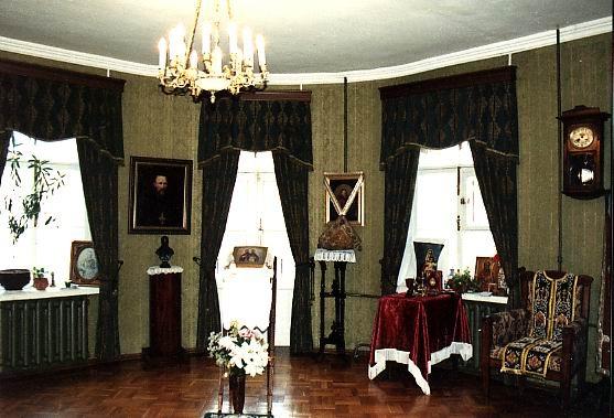 Мемориальный музей-квартира святого праведного Иоанна Кронштадтского