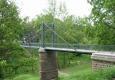 Макаровский пешеходный мост