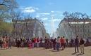 «Поющий фонтан» в Александровском саду