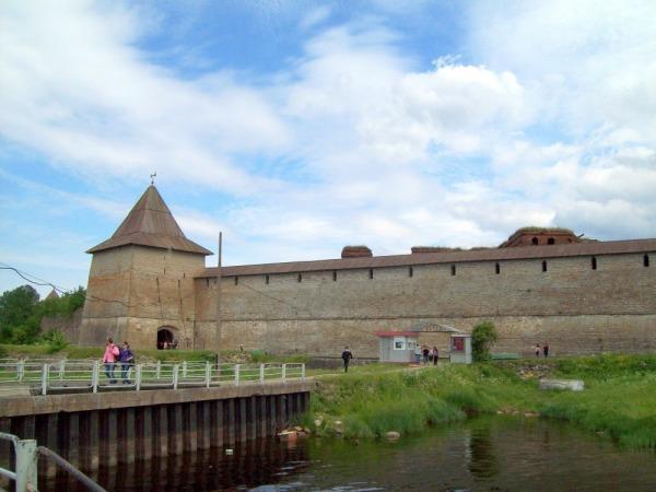 Крепость-музей Орешек