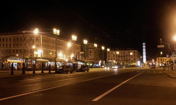 Никольская площадь