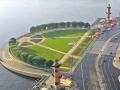 Стрелка Васильевского острова (Биржевая площадь)