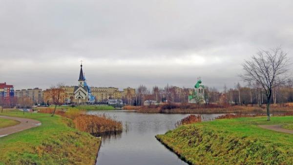 Парк Городов-Героев