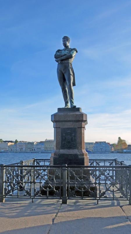 Памятник И. Ф. Крузенштерну